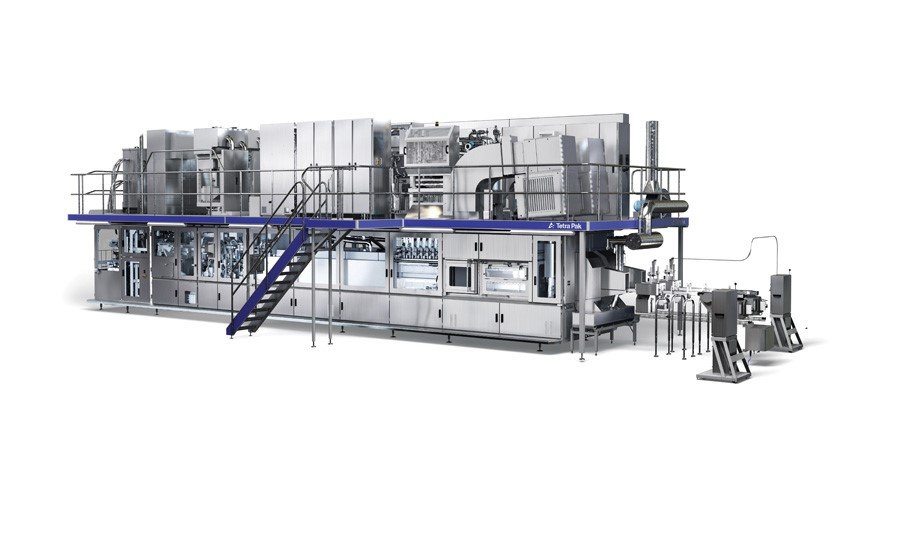 The water purification stage as an aspect of the beverage production process